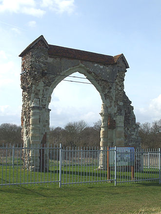 Bicknacre - Bicknacre Priory Arch