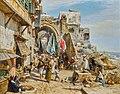 Procession in Jaffa by Gustav Bauernfeind.jpg