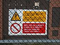 Prohibited unless authorised - geograph.org.uk - 741089.jpg