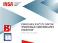 Promotion de l'opération 1Lib1ref pour les 15 ans de Wikipédias dans les bibliothèques universitaires de Rennes.pdf