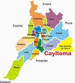 Caylloma Province