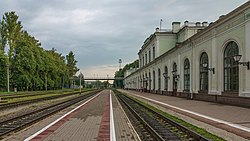 Pskov asv07-2018 railway station area img02.jpg