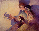 Puigaudeau, Ferdinand du - Chinese Schadows, the Rabbit.jpeg