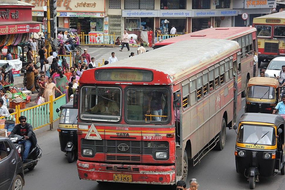 Pune Local Transport