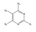 Pyrimidine derivative.png
