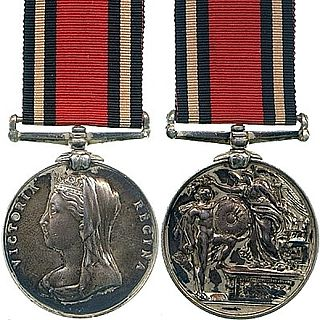Queens Medal for Champion Shots in the Military Forces