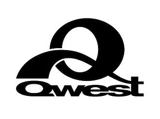 Qwest Records - Image: Qwest Records logo
