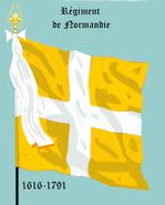 Rég de Normandie 1616