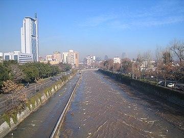 Река Мапочо