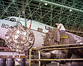 R-1820 engine of C-117D MCAS Iwakuni 1982.JPEG