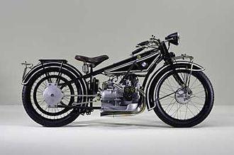 Max Friz - The 1924 R32 motorcycle