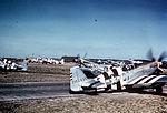 RAF Bottisham - 361st Fighter Group - P-51B Mustangs at Bottisham.jpg