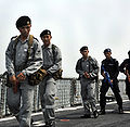 RBN sailors on USS Crommelin (FFG-37) during CARAT 2009.jpg
