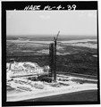 REMOVAL OF LEVEL 380 - Mobile Launcher One, Kennedy Space Center, Titusville, Brevard County, FL HAER FLA,5-TIVI.V,1-39.tif