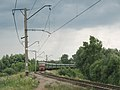RZD ER2R-7003 at one-track branch line Pavlovskiy Posad - Elektrogorsk. (24615825033).jpg