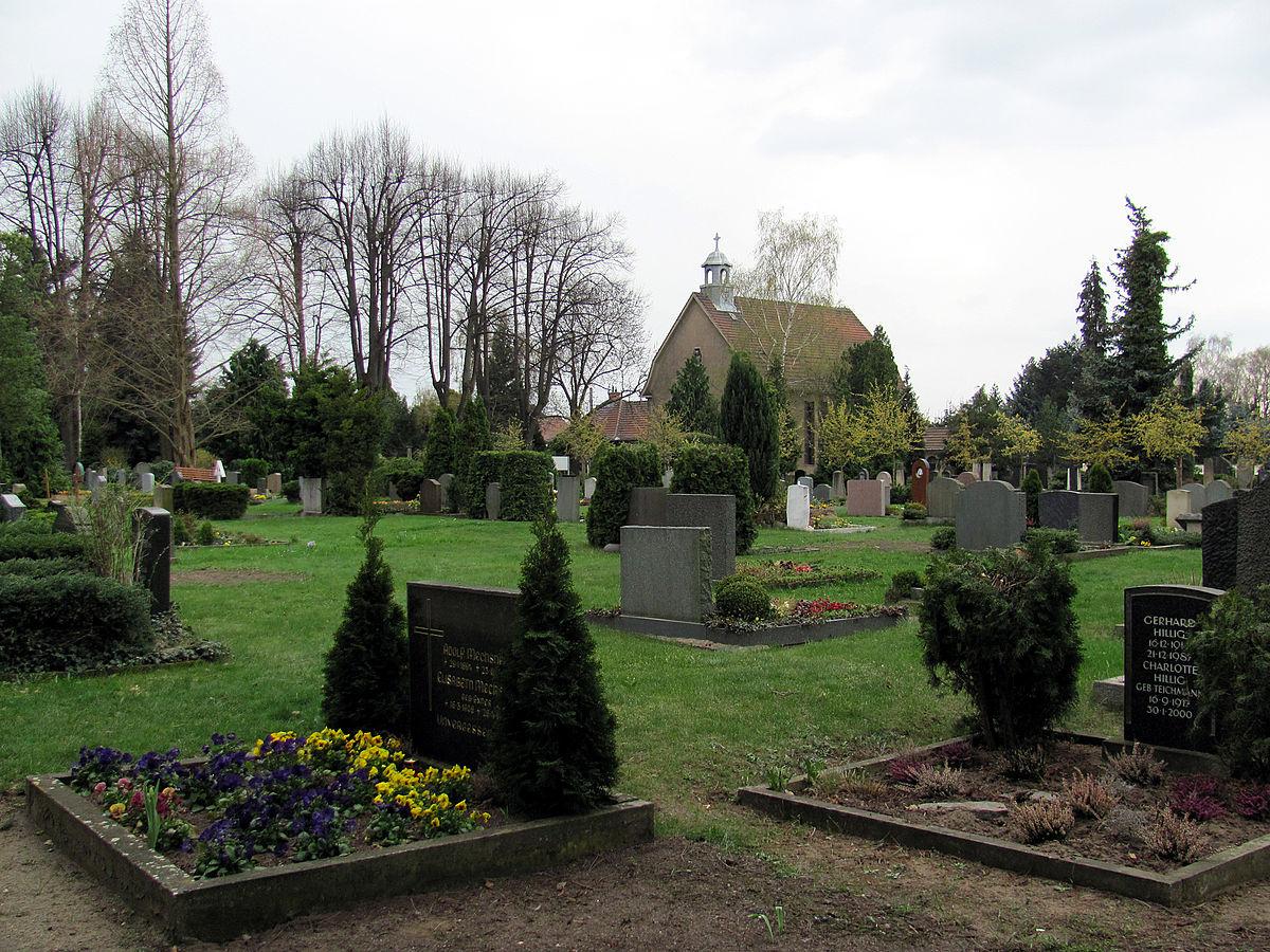 West Friedhof