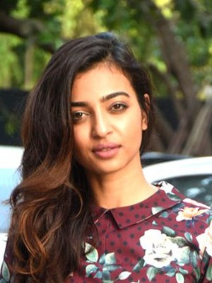 Radhika Apte - Apte at Phobia media meet in 2016
