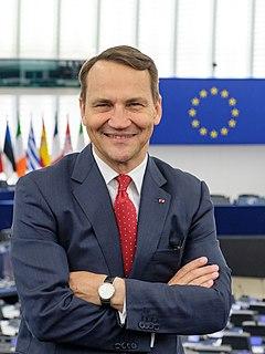 Polish politician and journalist