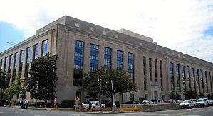Charles Klauder - Image: Railroad Retirement Board Building