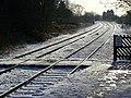 Railway at Ruskington - geograph.org.uk - 1630102.jpg