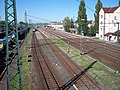Railway station of Bekescsaba-1.JPG