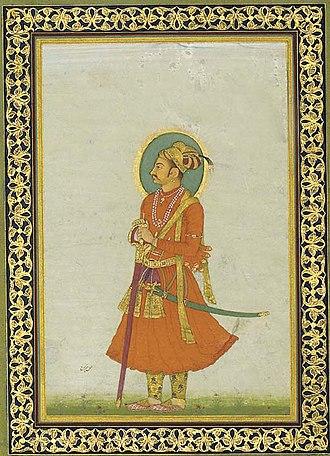 Bikaner State - Raja Karan Singh of Bikaner, Aurangzeb's ally and enemy.
