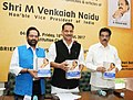 Rajiv Pratap Rudy, the Minister of State for Minority Affairs (Independent Charge) and Parliamentary Affairs, Shri Mukhtar Abbas Naqvi and the Member of Parliament.jpg