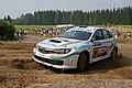 Rally Finland 2010 - shakedown - Alessandro Bruschetta 1.jpg