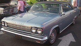 Rambler Rebel Coupe (Orange Julep).JPG