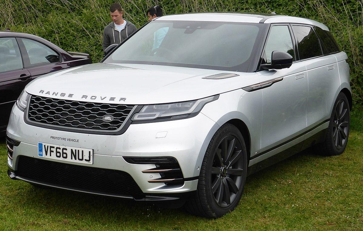 Land Rover Range Rover >> 路虎攬勝星脈 - 维基百科,自由的百科全书
