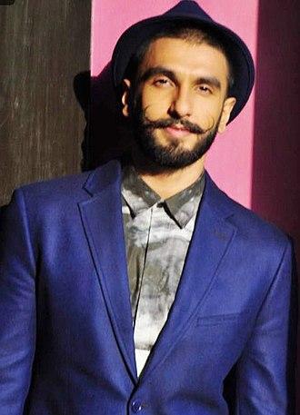 Ranveer Singh - Singh promoting Bajirao Mastani in 2015