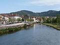 Raon-l'Etape-La Meurthe depuis le pont de l'Union (3).jpg