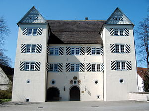 Alfdorf - The town hall of Alfdorf