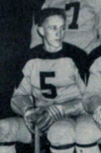 Ray Barry (ice hockey) - Barry with the St. Michaels Majors