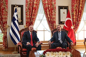 Democratic initiative - Greek Prime Minister Papandreou and Turkish Prime Minister Erdoğan