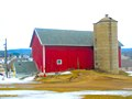 Red Barn with a Silo - panoramio (1).jpg