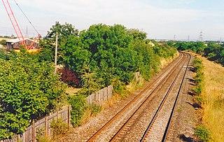Redmarshall railway station
