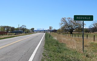 Redvale, Colorado Census Designated Place in Colorado, United States