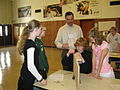 Reedsport students building bat boxes (11195840995).jpg