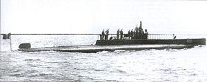 SM U-5 (Austria-Hungary) - Image: Regia Marina Nereide