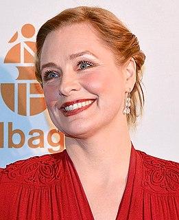 Regina Lund Swedish actress