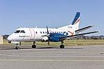 Regional Express (VH-ZXS) Saab 340B taxiing at Wagga Wagga Airport (3).jpg