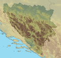 Relief map of Bosnia and Herzegovina.png