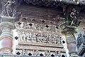 Relief work̞ Chennakeshava temple, Belur (2).jpg