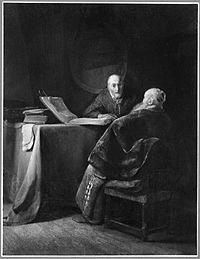 Rembrandt - Two Men in Conversation.jpg