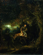 Rembrandt The Flight into Egypt.jpg