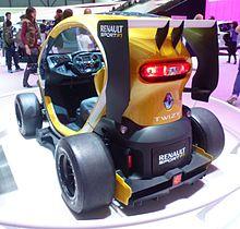 Renault Twizy Sport F1