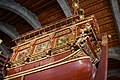 Replica of the Real, the flagship of Don Juan of Austria at the Battle of Lepanto, 1571, Museu Maritim, Barcelona (8) (31142479576).jpg
