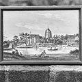Reproductie van een tekening van Jande Beijer, voorstellende de kerk te Acquoy (origineel in Rijksmuseum Amsterdam) - Acquoy - 20004611 - RCE.jpg