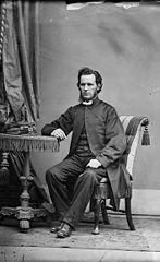 Revd John Hugh Evans, London (Cynfaen, 1833-86)